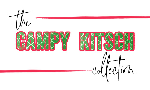 campy-kitsch